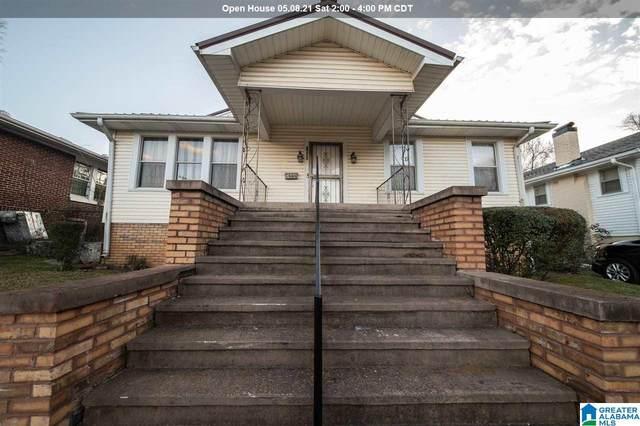 1505 W Graymont Avenue W, Birmingham, AL 35208 (MLS #1273969) :: Sargent McDonald Team