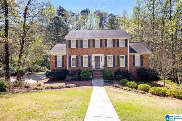 405 Vesclub Lane, Vestavia Hills, AL 35216 (MLS #1280888) :: Howard Whatley