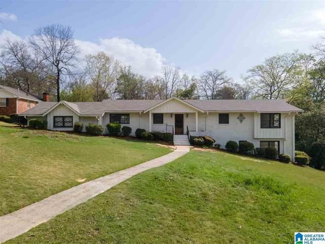 3621 Spring Valley Road, Mountain Brook, AL 35223 (MLS #1281201) :: Bentley Drozdowicz Group