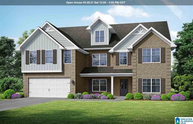 1388 N Wynlake Drive, Alabaster, AL 35007 (MLS #1283041) :: Howard Whatley