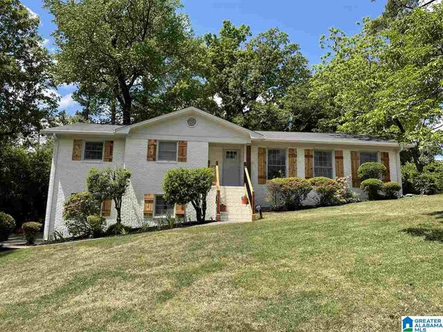 4300 Bonwood Drive, Vestavia Hills, AL 35243 (MLS #1283195) :: Bentley Drozdowicz Group