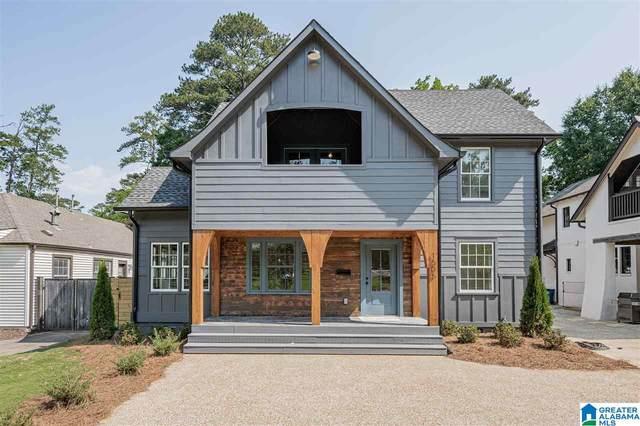 1506 Primrose Place, Homewood, AL 35209 (MLS #1286564) :: JWRE Powered by JPAR Coast & County