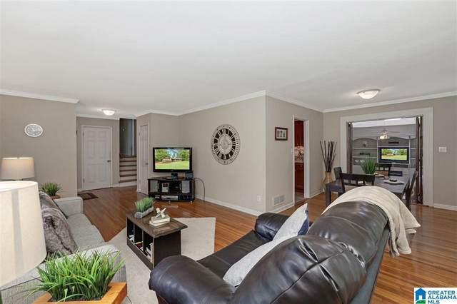 1317 Wayne Drive, Hoover, AL 35226 (MLS #1286839) :: EXIT Magic City Realty