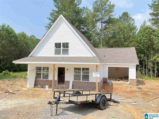 625 Fox Trot Drive, Odenville, AL 35120 (MLS #1289553) :: Lux Home Group