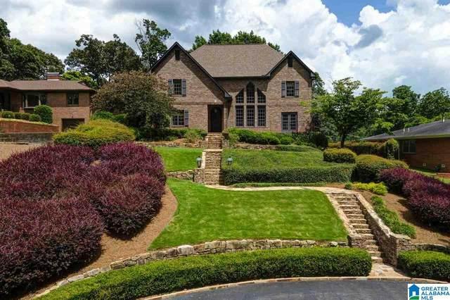 111 Devon Drive, Homewood, AL 35209 (MLS #1291688) :: Bentley Drozdowicz Group