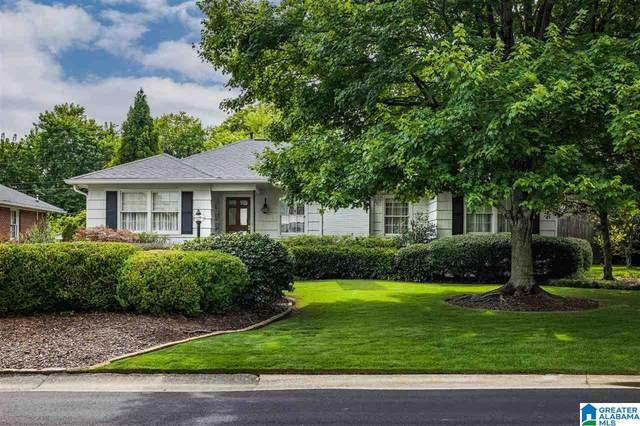 120 Crestview Drive, Mountain Brook, AL 35213 (MLS #1291787) :: Howard Whatley