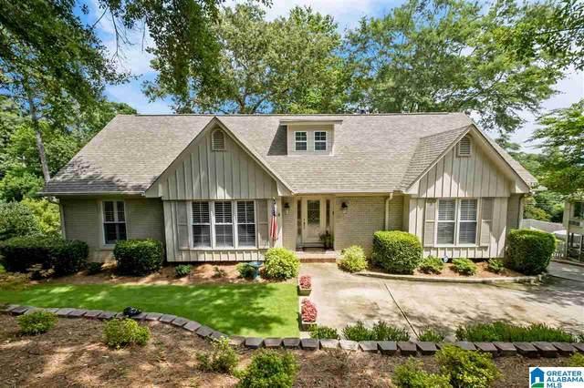 401 Vesclub Drive, Vestavia Hills, AL 35216 (MLS #1294840) :: Lux Home Group