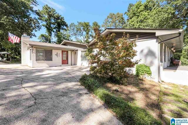 306 Redfern Street, Homewood, AL 35209 (MLS #1298876) :: Lux Home Group