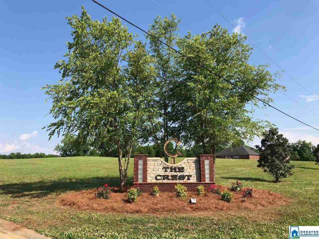 120 Crest Loop Rd Lot 30, Clanton, AL 35045 (MLS #611206) :: JWRE Powered by JPAR Coast & County