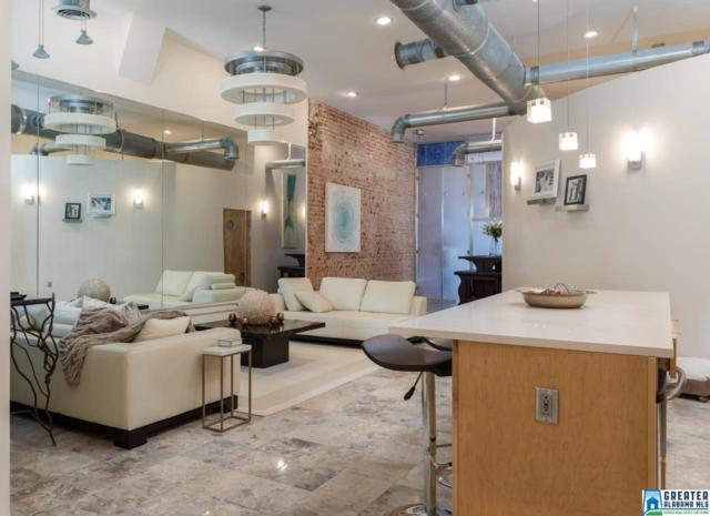 2119 1ST AVE N #103, Birmingham, AL 35203 (MLS #808148) :: The Mega Agent Real Estate Team at RE/MAX Advantage