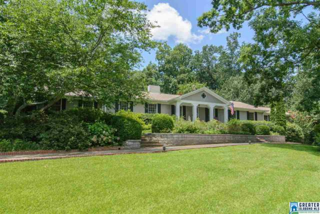 3800 Woodridge Rd, Mountain Brook, AL 35223 (MLS #820607) :: Josh Vernon Group
