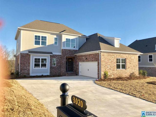 3020 Camellia Ridge Ct, Pelham, AL 35124 (MLS #825549) :: Brik Realty