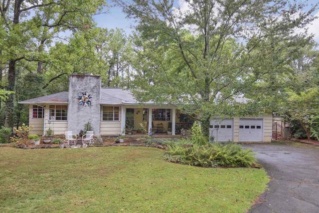 1524 Berry Rd, Homewood, AL 35226 (MLS #828237) :: LIST Birmingham