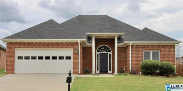 207 Beaver Crest Cir, Pelham, AL 35124 (MLS #828614) :: Jason Secor Real Estate Advisors at Keller Williams