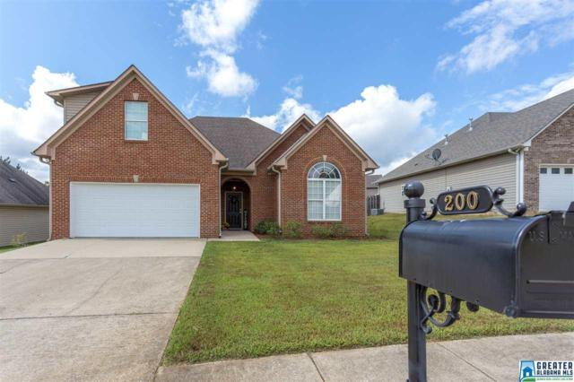 200 Oak Leaf Cir, Pell City, AL 35125 (MLS #829578) :: LIST Birmingham