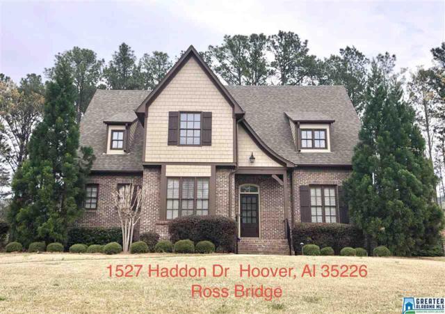 1527 Haddon Dr, Hoover, AL 35226 (MLS #836773) :: Josh Vernon Group