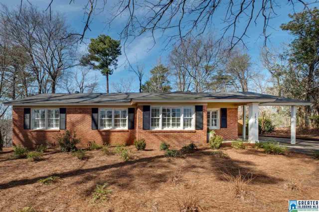 1428 Linda Vista Dr, Vestavia Hills, AL 35226 (MLS #838173) :: LIST Birmingham