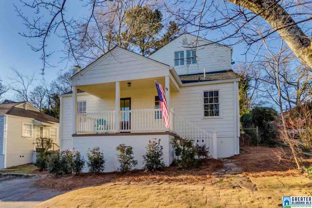 308 Mountain Ave, Mountain Brook, AL 35213 (MLS #839325) :: Gusty Gulas Group