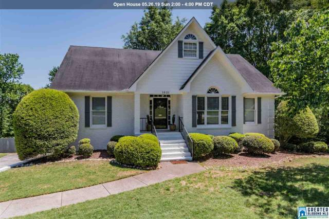 1601 Southpointe Dr, Hoover, AL 35242 (MLS #842362) :: Gusty Gulas Group