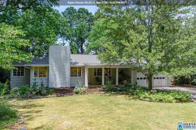 1524 Berry Rd, Homewood, AL 35226 (MLS #851928) :: Josh Vernon Group