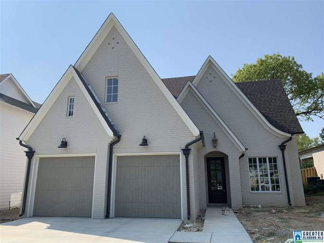 805 Carr Ave, Homewood, AL 35209 (MLS #854639) :: Josh Vernon Group