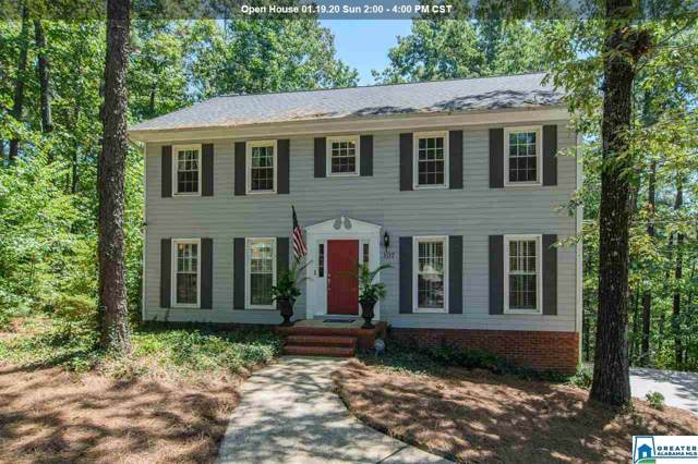 107 Skyline Dr, Indian Springs Village, AL 35124 (MLS #859737) :: Gusty Gulas Group