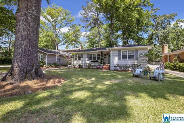 556 S Forrest Dr, Homewood, AL 35209 (MLS #862719) :: Gusty Gulas Group