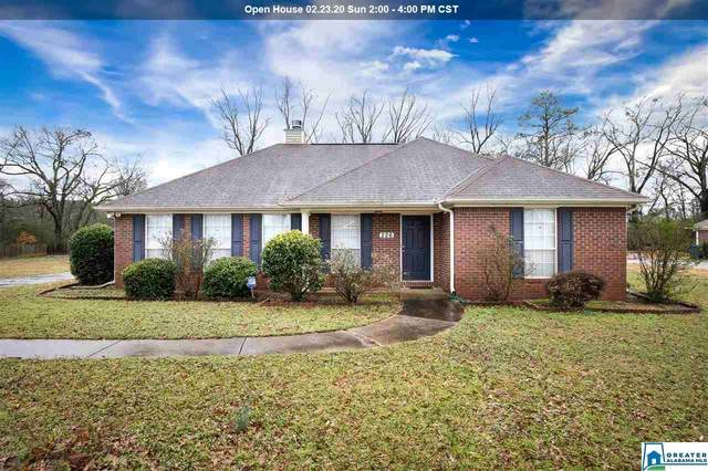 226 Silverstone Ln, Alabaster, AL 35007 (MLS #868866) :: Gusty Gulas Group
