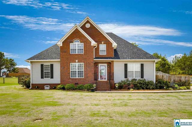 819 Ridgeway Dr, Oneonta, AL 35121 (MLS #884578) :: Bentley Drozdowicz Group