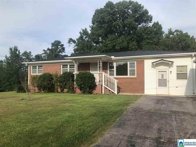 628 Plainview St, Weaver, AL 36277 (MLS #887293) :: Bailey Real Estate Group