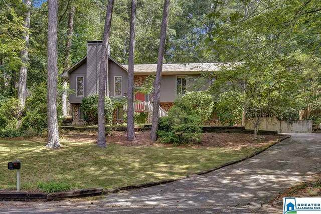 3715 Northcote Dr, Vestavia Hills, AL 35223 (MLS #894587) :: Bailey Real Estate Group