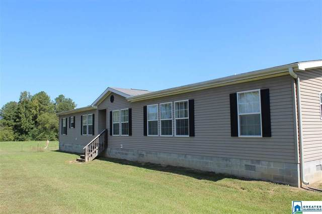 7191 Co Rd 8, Hanceville, AL 35077 (MLS #895751) :: Bailey Real Estate Group