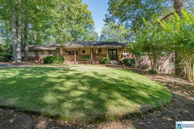 3733 Valley Head Rd, Mountain Brook, AL 35223 (MLS #897140) :: Sargent McDonald Team