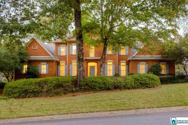 2108 Hickory Ridge Circle, Vestavia Hills, AL 35243 (MLS #897715) :: Amanda Howard Sotheby's International Realty
