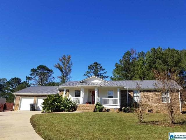 283 Amanda Ln, Weaver, AL 36277 (MLS #900613) :: Bailey Real Estate Group