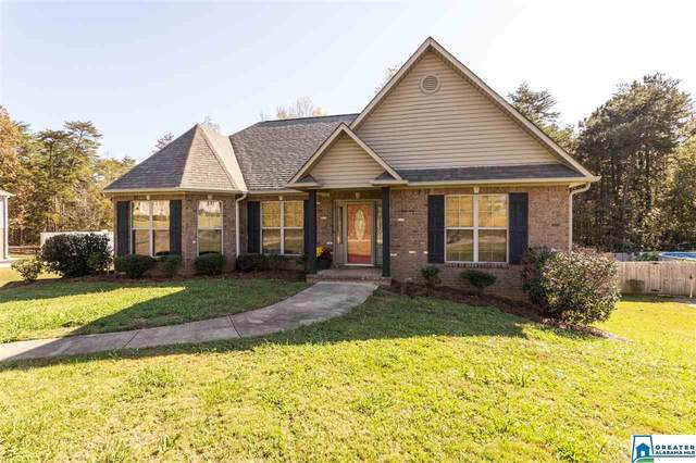 25 Belter Cir, Odenville, AL 35120 (MLS #901259) :: Gusty Gulas Group