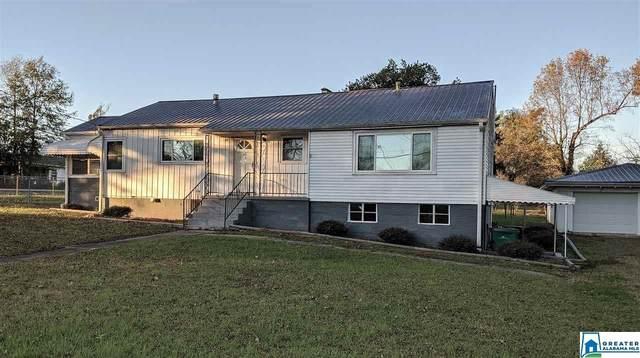 616 Park Rd, Pleasant Grove, AL 35127 (MLS #901760) :: Josh Vernon Group