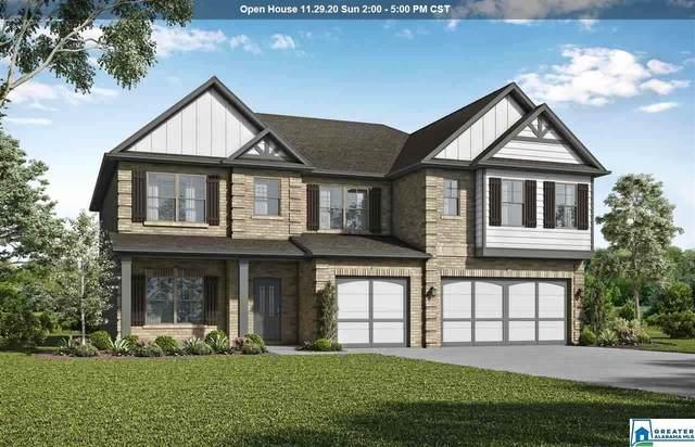 6441 Carroll Cove Pkwy, Mccalla, AL 35020 (MLS #883224) :: Bailey Real Estate Group