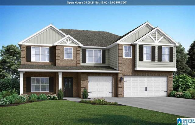 1364 N Wynlake Drive, Alabaster, AL 35007 (MLS #1282907) :: Howard Whatley