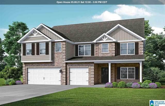 1372 N Wynlake Drive, Alabaster, AL 35007 (MLS #1283038) :: Howard Whatley