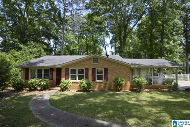 3016 Whispering Pines Circle, Hoover, AL 35226 (MLS #1284282) :: Lux Home Group