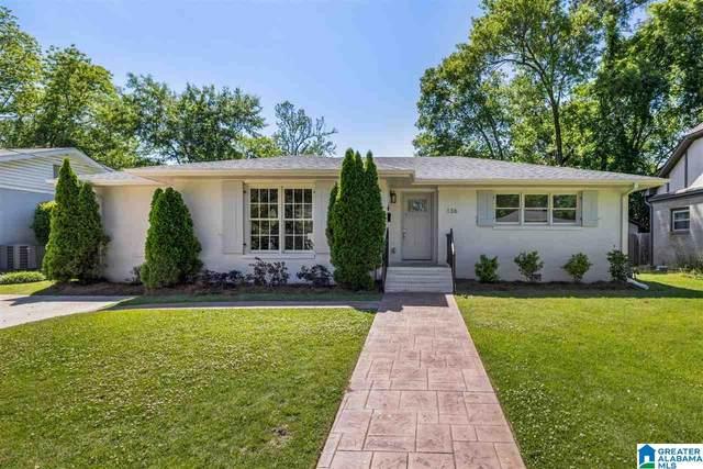 136 E Glenwood Drive, Homewood, AL 35209 (MLS #1284759) :: EXIT Magic City Realty