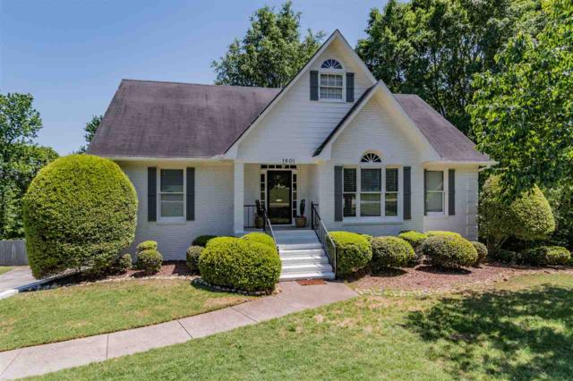 1601 Southpointe Dr, Hoover, AL 35242 (MLS #842362) :: K|C Realty Team
