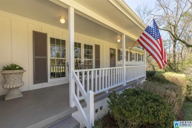 3415 Hillway Dr, Vestavia Hills, AL 35243 (MLS #845247) :: Josh Vernon Group