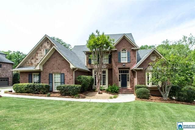 1609 Woodridge Pl, Vestavia Hills, AL 35216 (MLS #847167) :: Josh Vernon Group