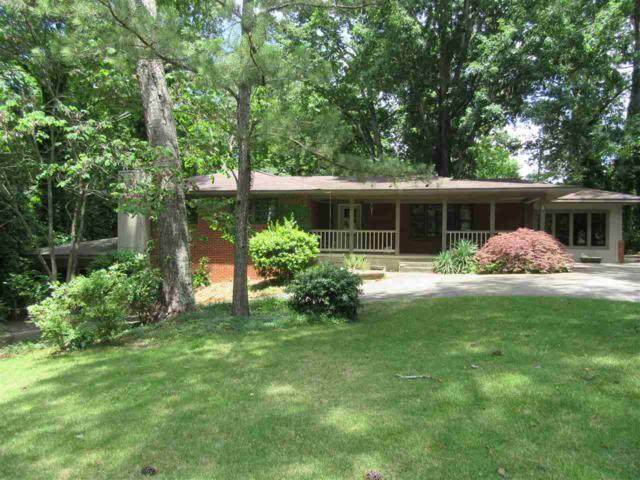 1605 Ridge Ave, Cullman, AL 35055 (MLS #851675) :: Gusty Gulas Group