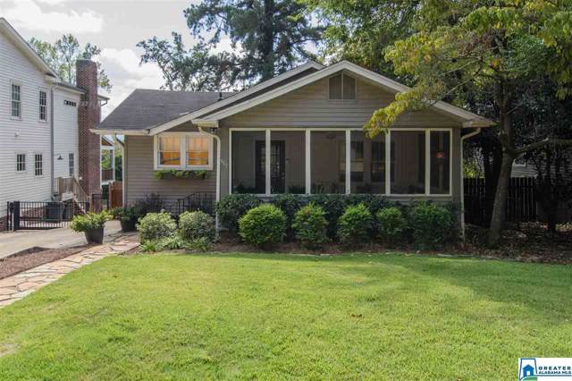 907 Irving Rd, Homewood, AL 35209 (MLS #864521) :: LIST Birmingham