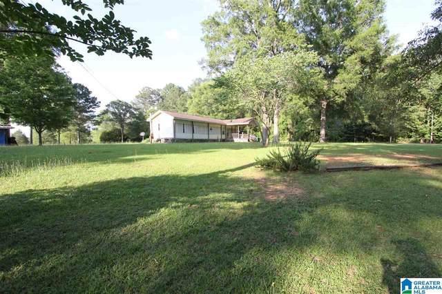3760 Old Sylacauga Hwy, Sylacauga, AL 35150 (MLS #884697) :: Lux Home Group