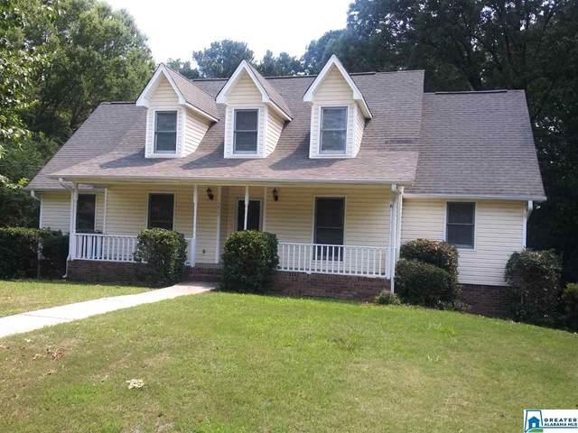 1417 12TH TERR, Pleasant Grove, AL 35127 (MLS #887184) :: LocAL Realty