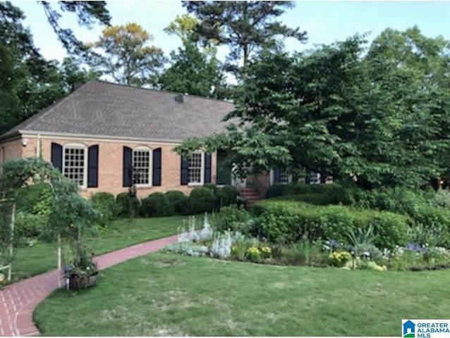 3745 N Woodridge Road, Mountain Brook, AL 35223 (MLS #1279818) :: Lux Home Group